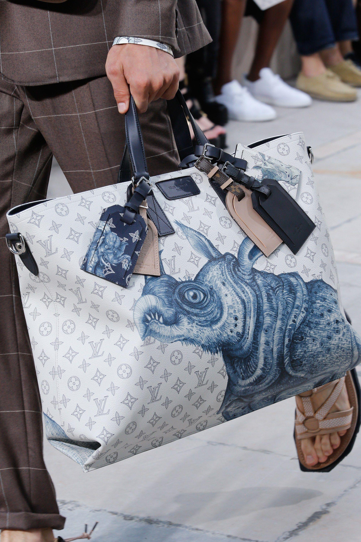 7716a1220caa Louis Vuitton Spring 2017 Menswear Accessories Photos - Vogue