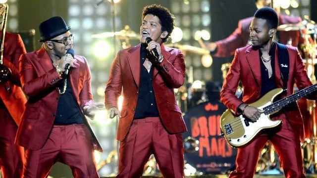 Bruno Mars on American music: Black people created it all   entertainment