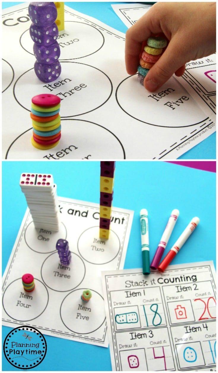 Counting to 100 Activities   Kindergarten, Count and Activities