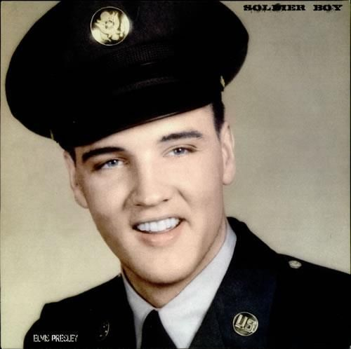 Elvis thank you for your service!!
