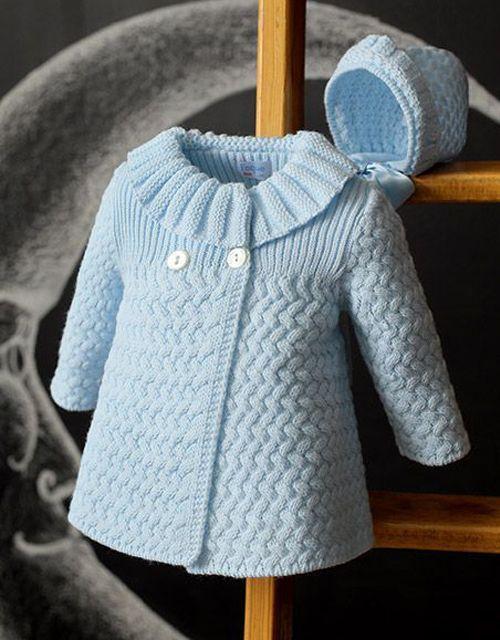 Photo of Beautiful Coat – Free Knitting Pattern