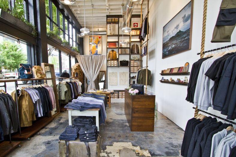 Dunderdon Store Design Layout Interior