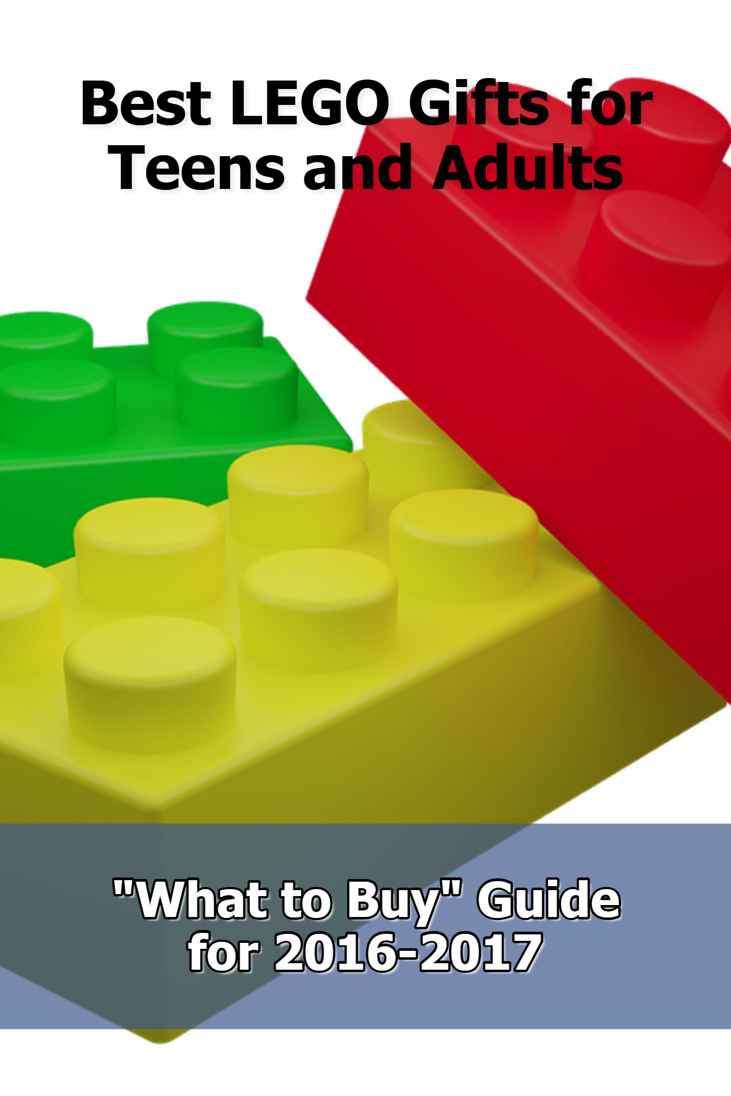 LEGO GIFTS FOR ADULTS AND TEENS 2016-2017 - Some great tips on fun gifts  for the adult LEGO aficionados among us.  ) 3c50460234662