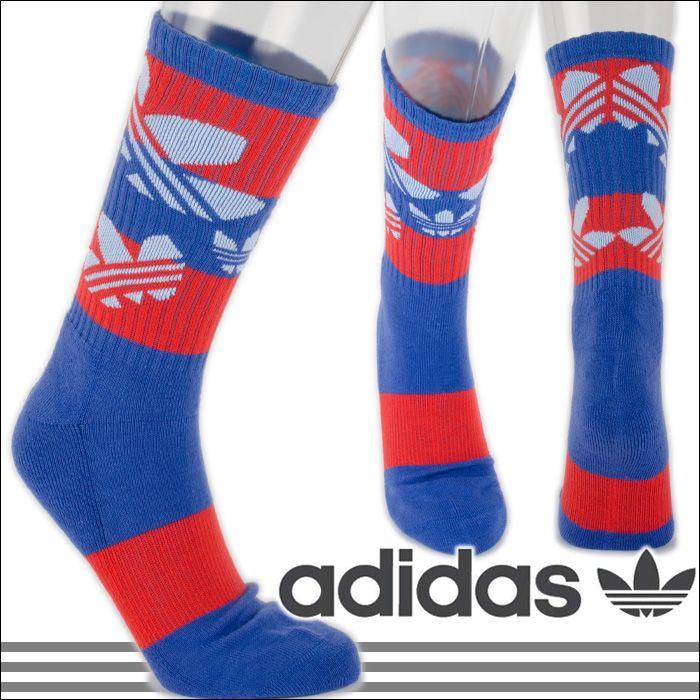 adidas originali accessori originali blue crew calzini squadra adidas