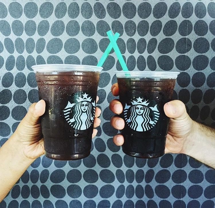 pinterest bellaxlovee ☾ Starbucks coffee, Starbucks