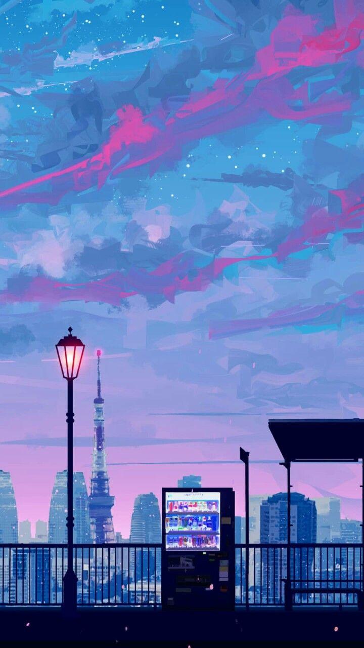 Pin By Sarah Bub On So Dreamy Anime Scenery Wallpaper Scenery Wallpaper Aesthetic Pastel Wallpaper