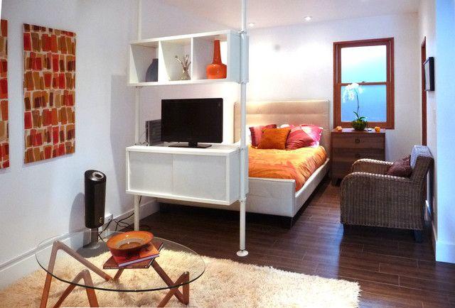 Garage Conversion   Contemporary   Bedroom   Los Angeles   By Urban Oasis