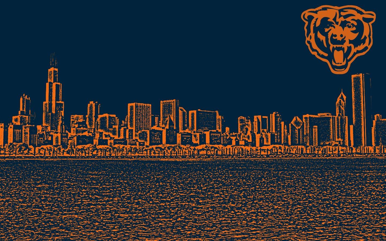 Chicago Bears Wallpaper 14559 1440x900 Px Hdwallsource Com Chicago Bears Wallpaper Bears Wallpaper Chicago Bears