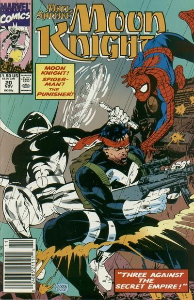 Image result for marc spector moon knight 20