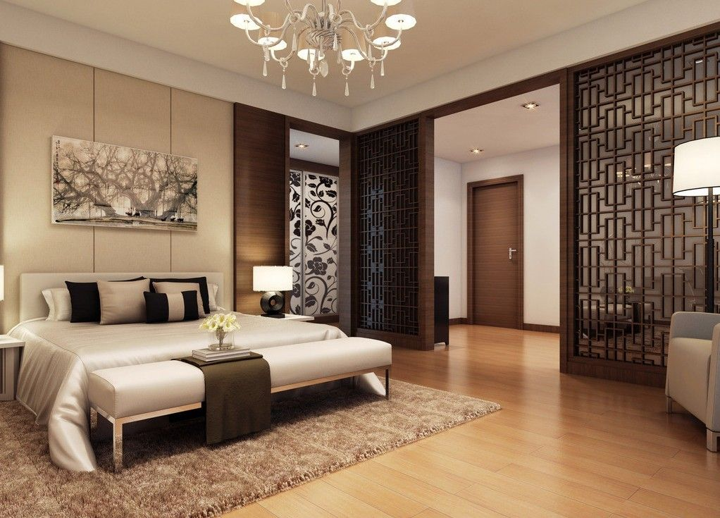 Hardwood Flooring Ideas For Japanese Bedroom Interior Designs