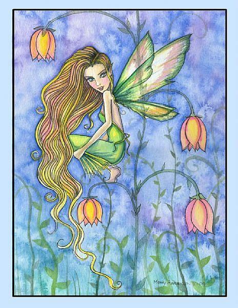 Molly Harrison Little Green Fae