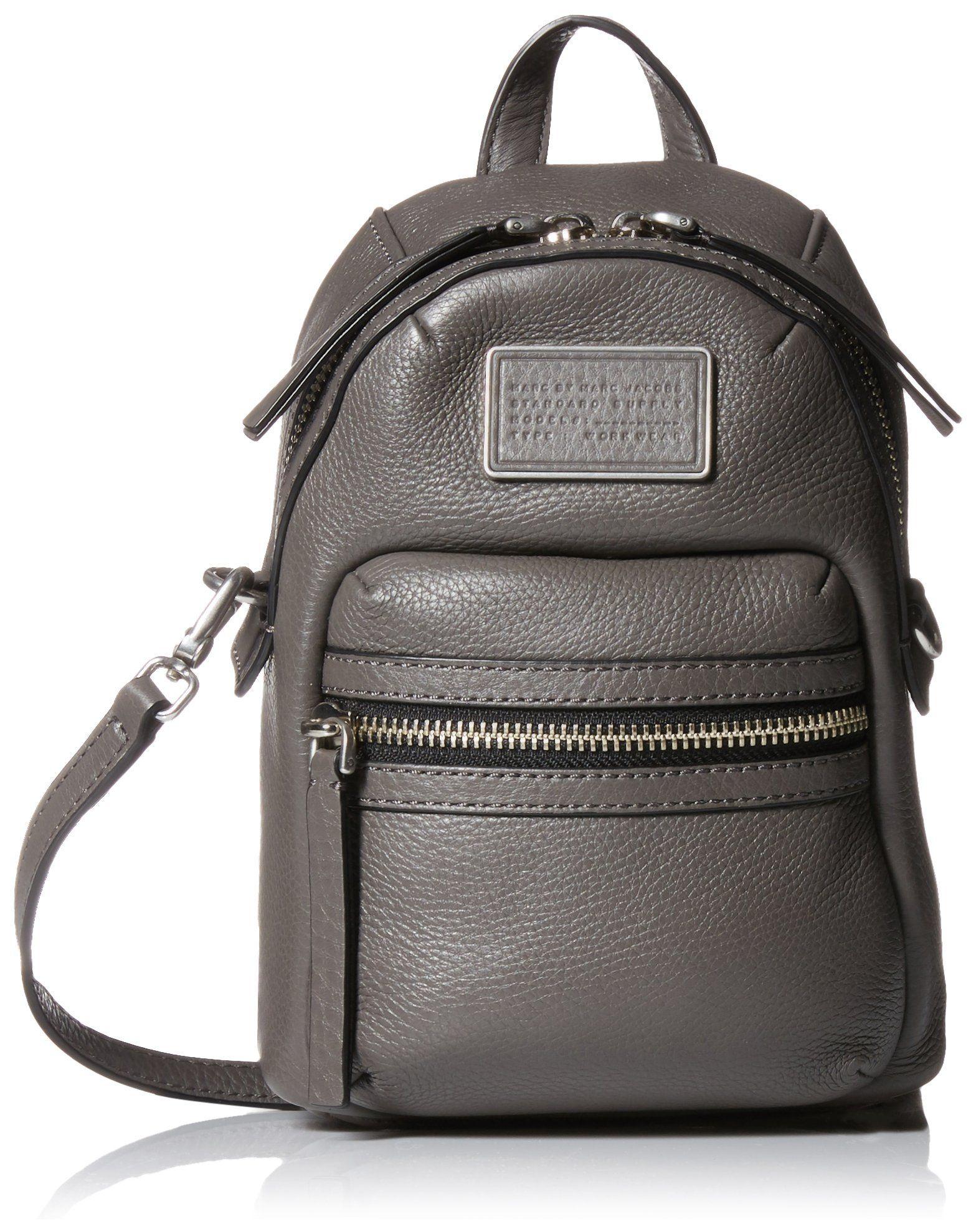 Amazon.com: Marc by Marc Jacobs Domo Biker Cross Biker Cross Body Bag, Black, One Size: Clothing