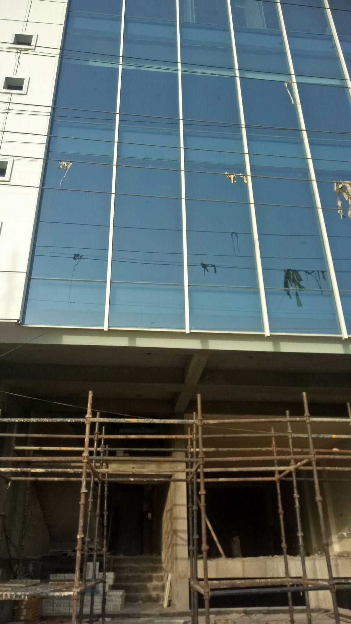 aluminium structural glazing companies in Delhi, Gurgaon