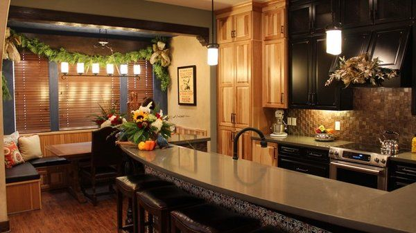 Rabbit Runn Designs A Kitchen Makeover: Extreme Makeover: Home Edition Kitchens