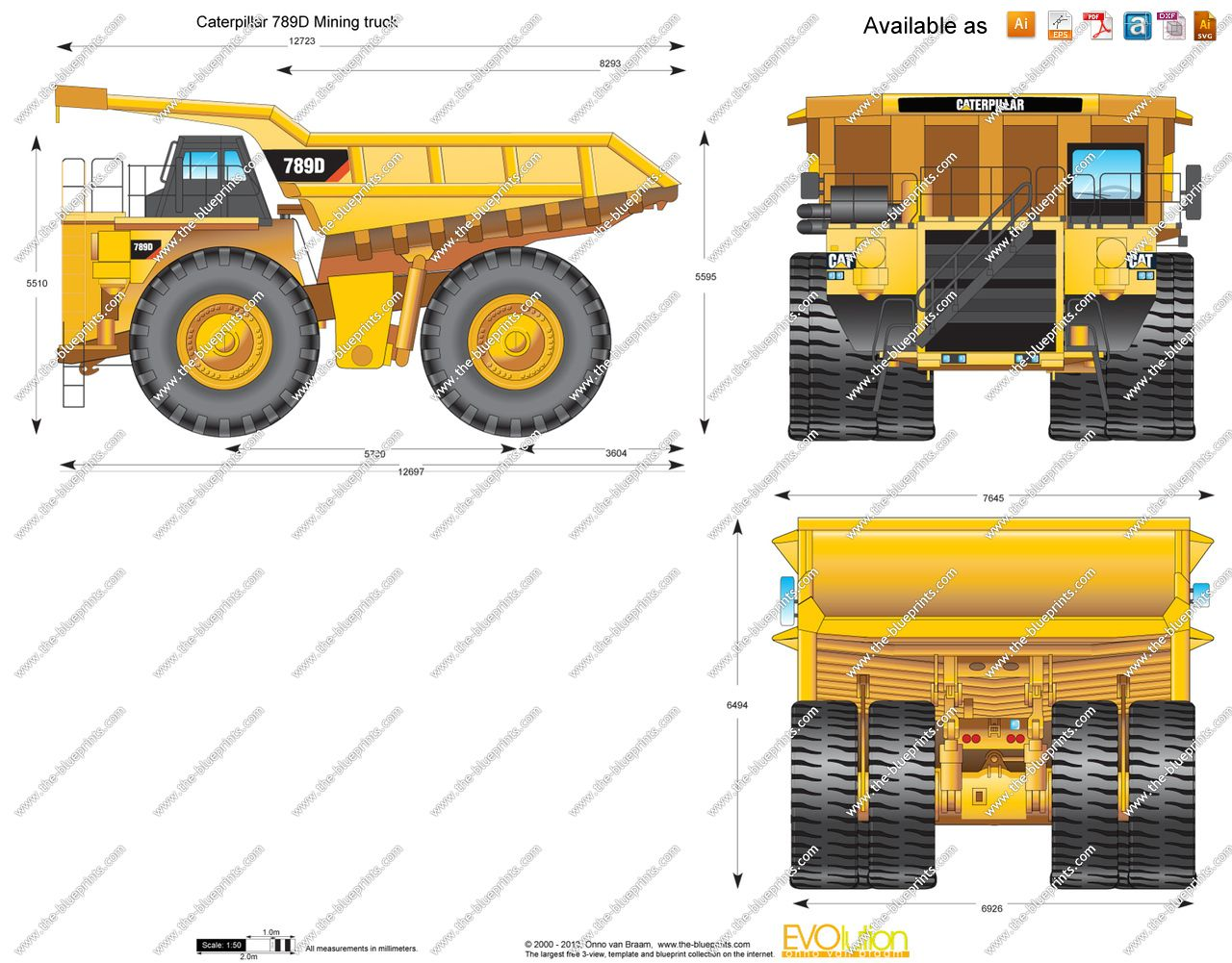Mining truck blueprint google search dump truck research mining truck blueprint google search malvernweather Image collections