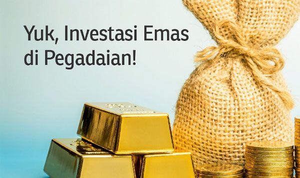 Cara Investasi Emas di Pegadaian Paling Ampuh untuk ...