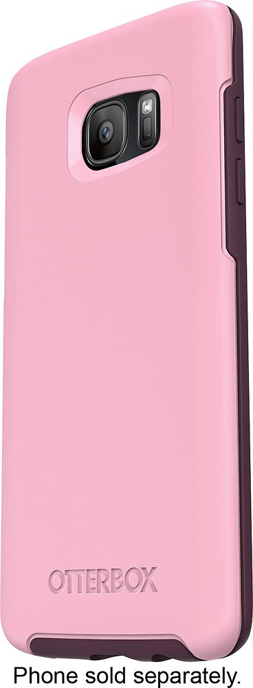 Best Buy Otterbox Symmetry Series Case For Samsung Galaxy S7 Edge Cell Phones Rose 46766bbr Samsung Galaxy Case Samsung Phone Cases Samsung Galaxy S7 Edge Cases