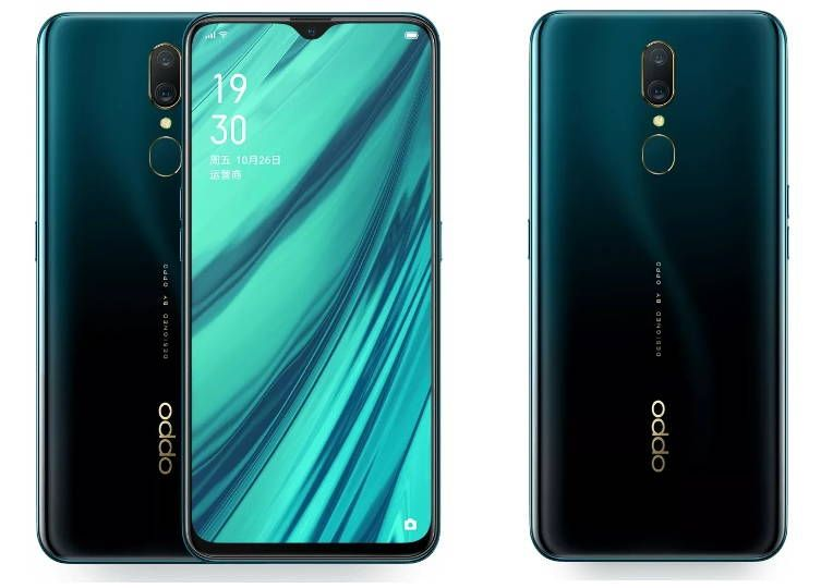 Oppo A9 MidRange Smartphone Launched in China With 4020