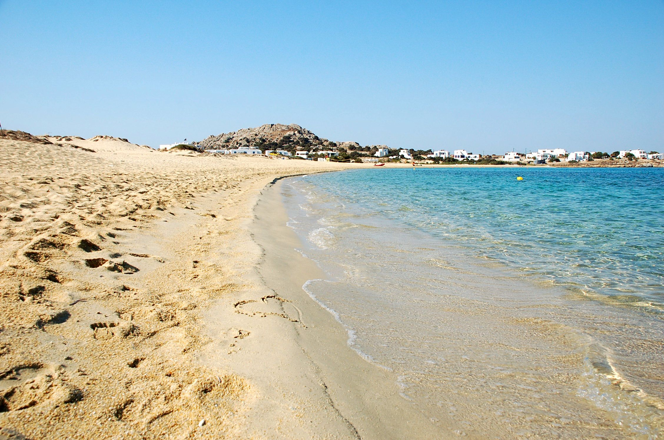 another perfect beach on Naxos