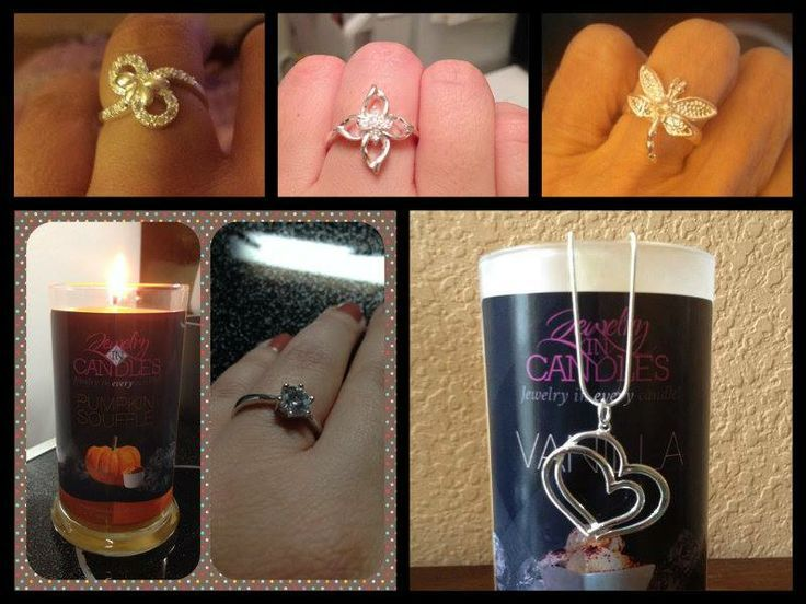 www.jicnation.com | Jewelry candles, Candles with jewelry ...