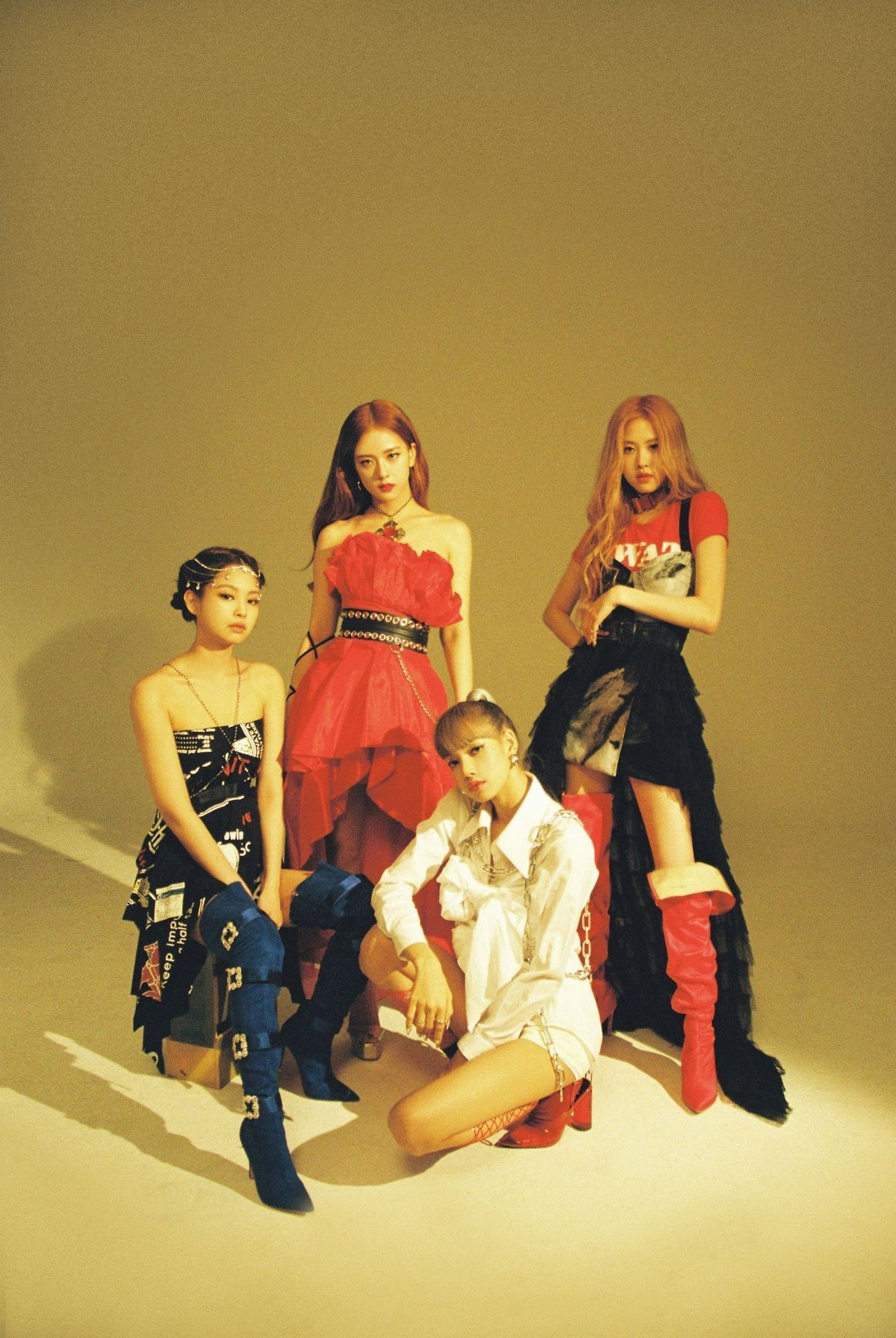 Official 190408 Blackpink Kill This Love Photoshoot Em 2020