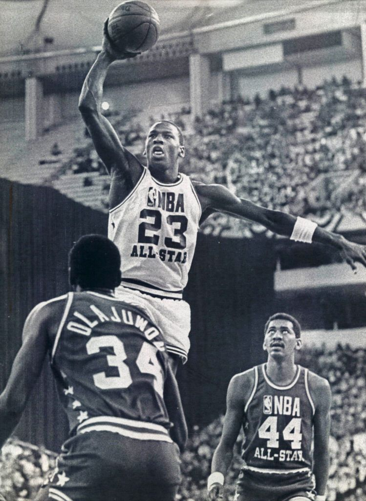 25a8d483354 2350 // 50 Classic Michael Jordan All-Star Game Photos (33)   His ...