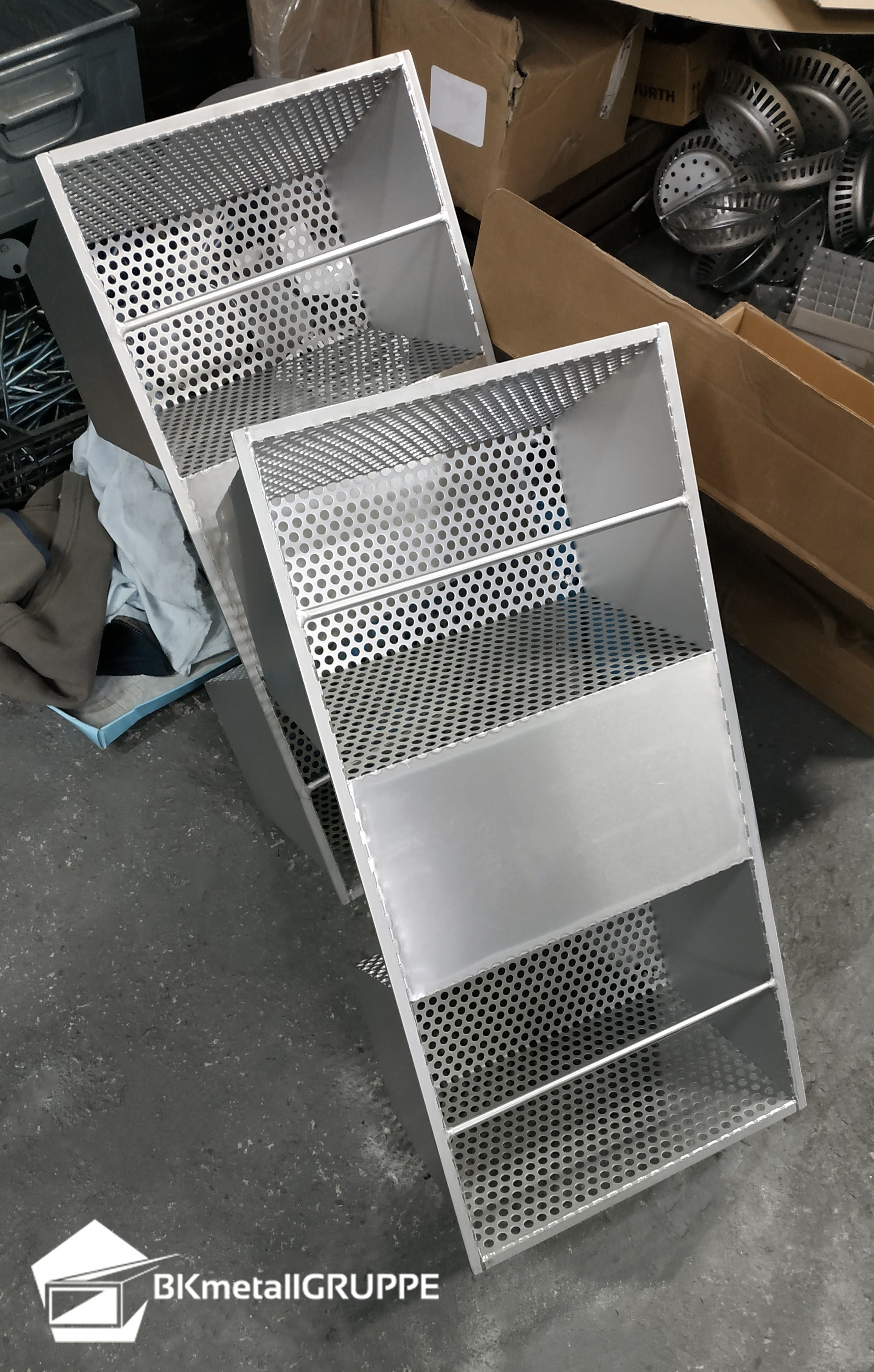 Stainless Steel Dirt Baskets For Large Drainage Boxes In 2020 Box Gutter Drainage Floor Drains