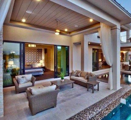 model teras rumah cantik minimalis modern 9 | rumah