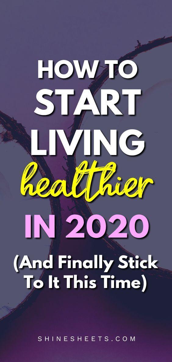 Photo of Wie Sie im Jahr 2020 einen gesunden Lebensstil beginnen, gesunde Gewohnheiten …