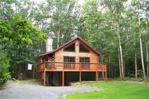 Pin by House Design on housedesgnonline Log cabin floor plans