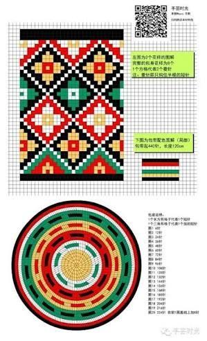 mochila bag crochet pattern free ile ilgili görsel sonucu   wayuu ...