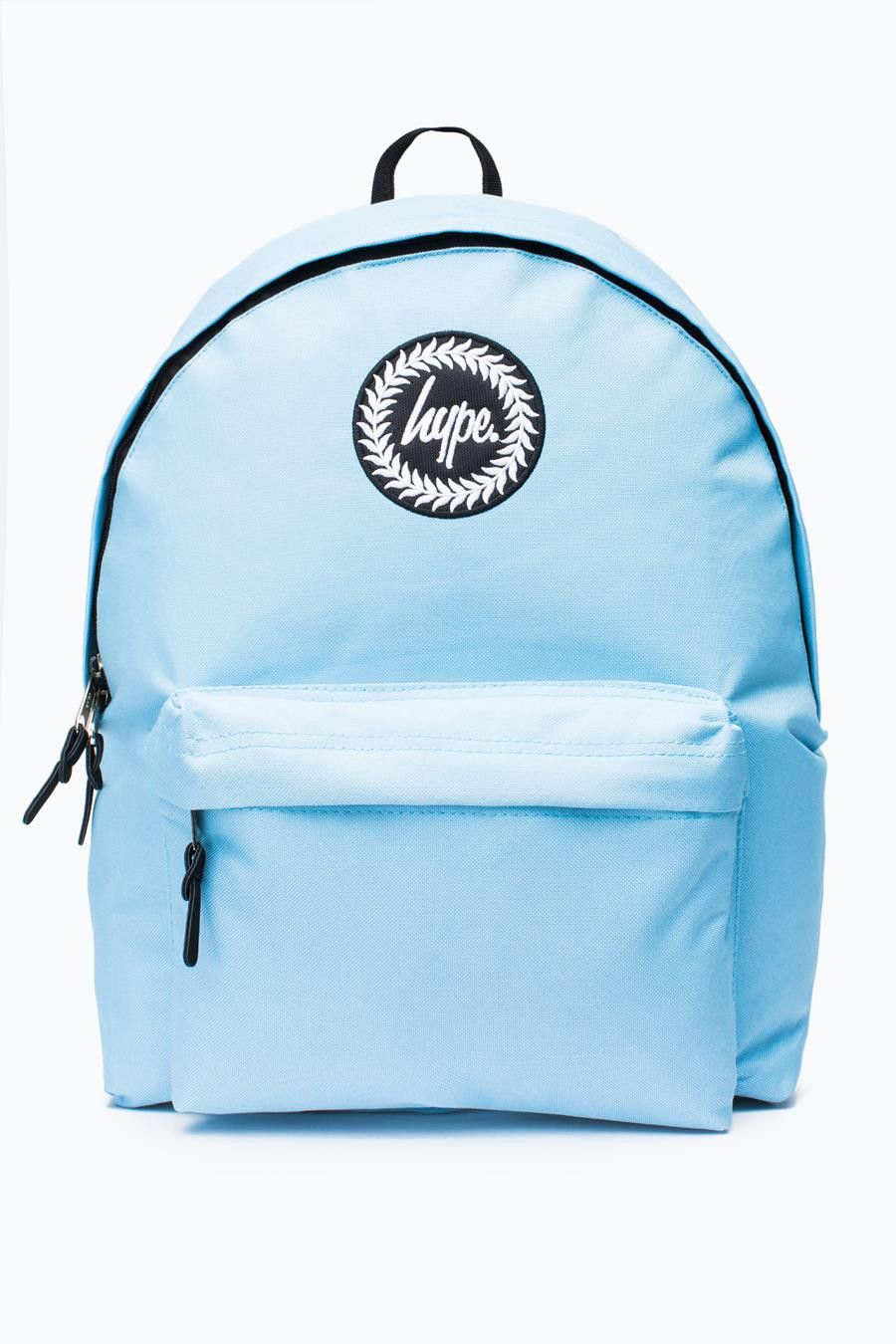 1bea89380f7 Baby blue backpack in 2019   Hype backpacks   Backpacks, Blue bags, Bags