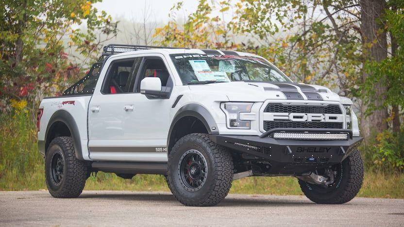 Shelby Raptor 2017 >> Raptor Ford Shelby 2017 Ford Shelby Baja Raptor Pickup 12