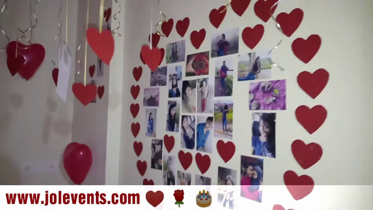 Video Romantic Room Decoration Ideas For Marriage