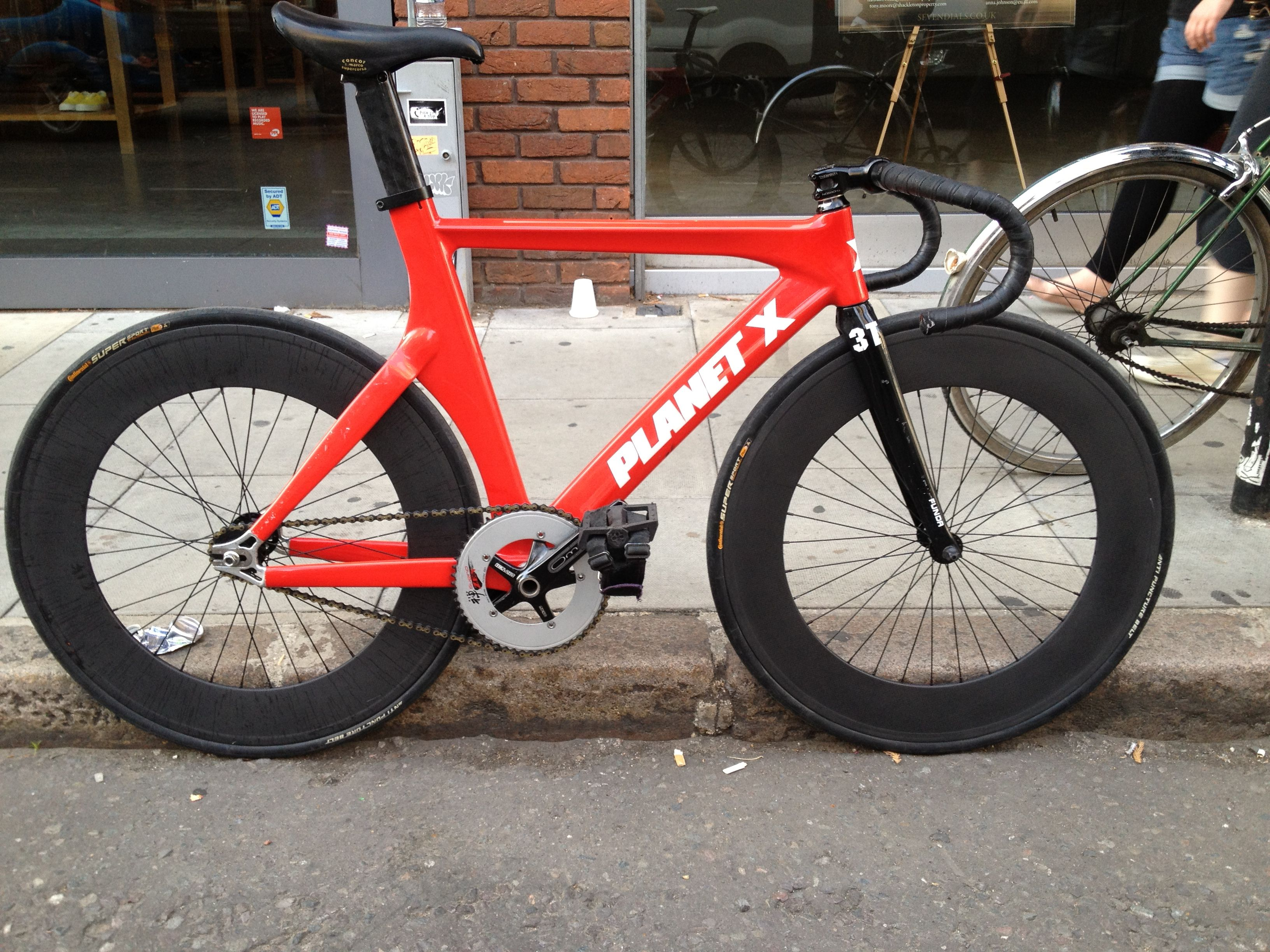Planet X frame spotted in London July 2013 | Ride | Pinterest ...