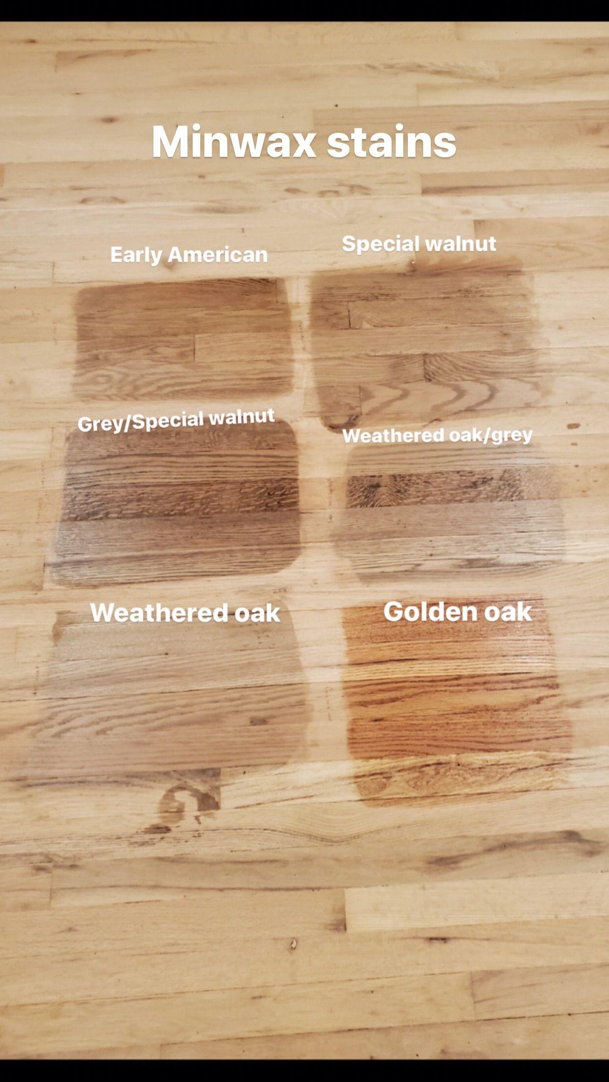 Minwax Hardwood Floor Stains Oak Floor Stains Weathered Oak Stain Hardwood Floor Stain Colors