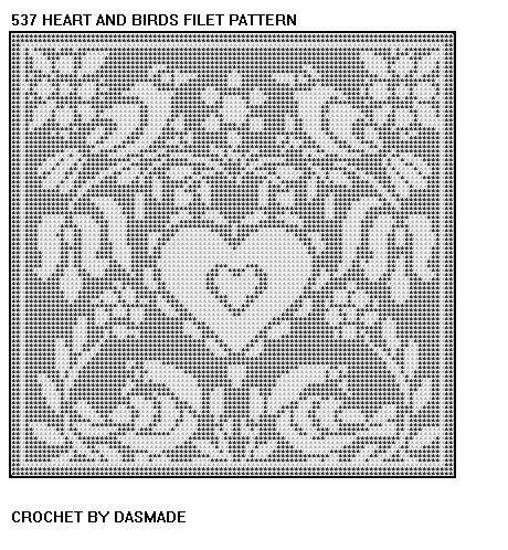 free crochet curtain patterns   Free Download Crochet Filet Old ...