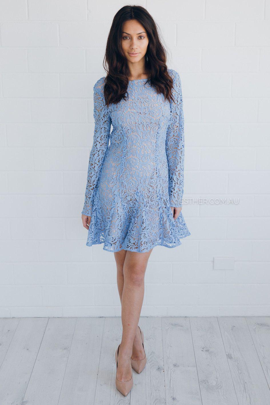 the jetset samba dress - vista blue   Get in my closet.   Pinterest ...