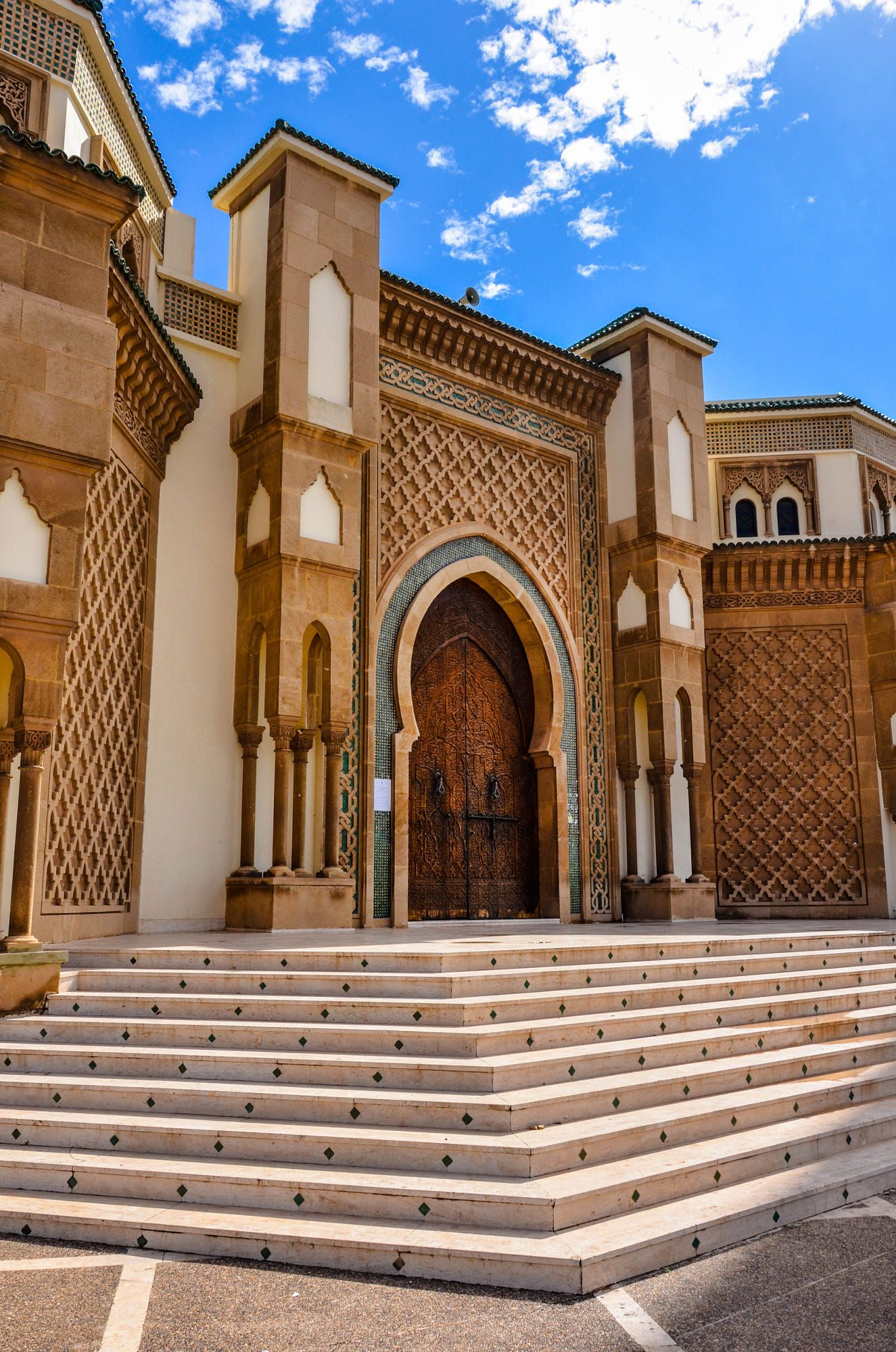 Agadir Morocco Marokko Architektur Agadir