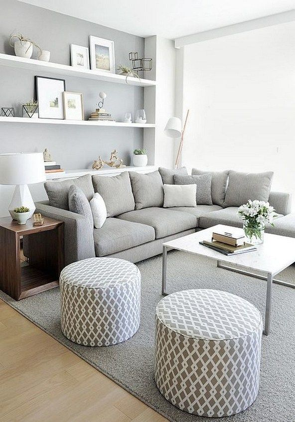 Inspiring small living room decorating ideas for apartments (68