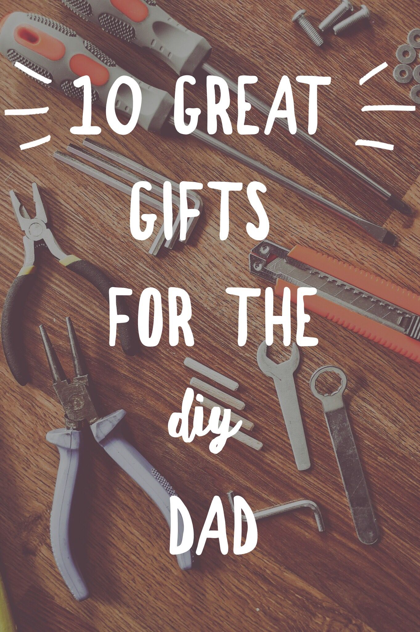 Find Unique Woodworking And DIY Gifts Diy Christmasgifts Birthdaygifts