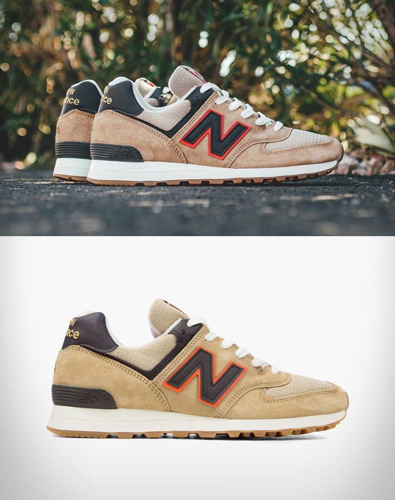 newbalance574connoisseurguitarlarge Sport shoes men