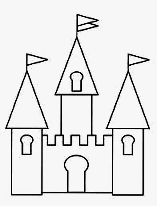 Very Cool Castle Coloring Pages Collection Castle Coloring Page Princess Coloring Pages Coloring Pages For Kids