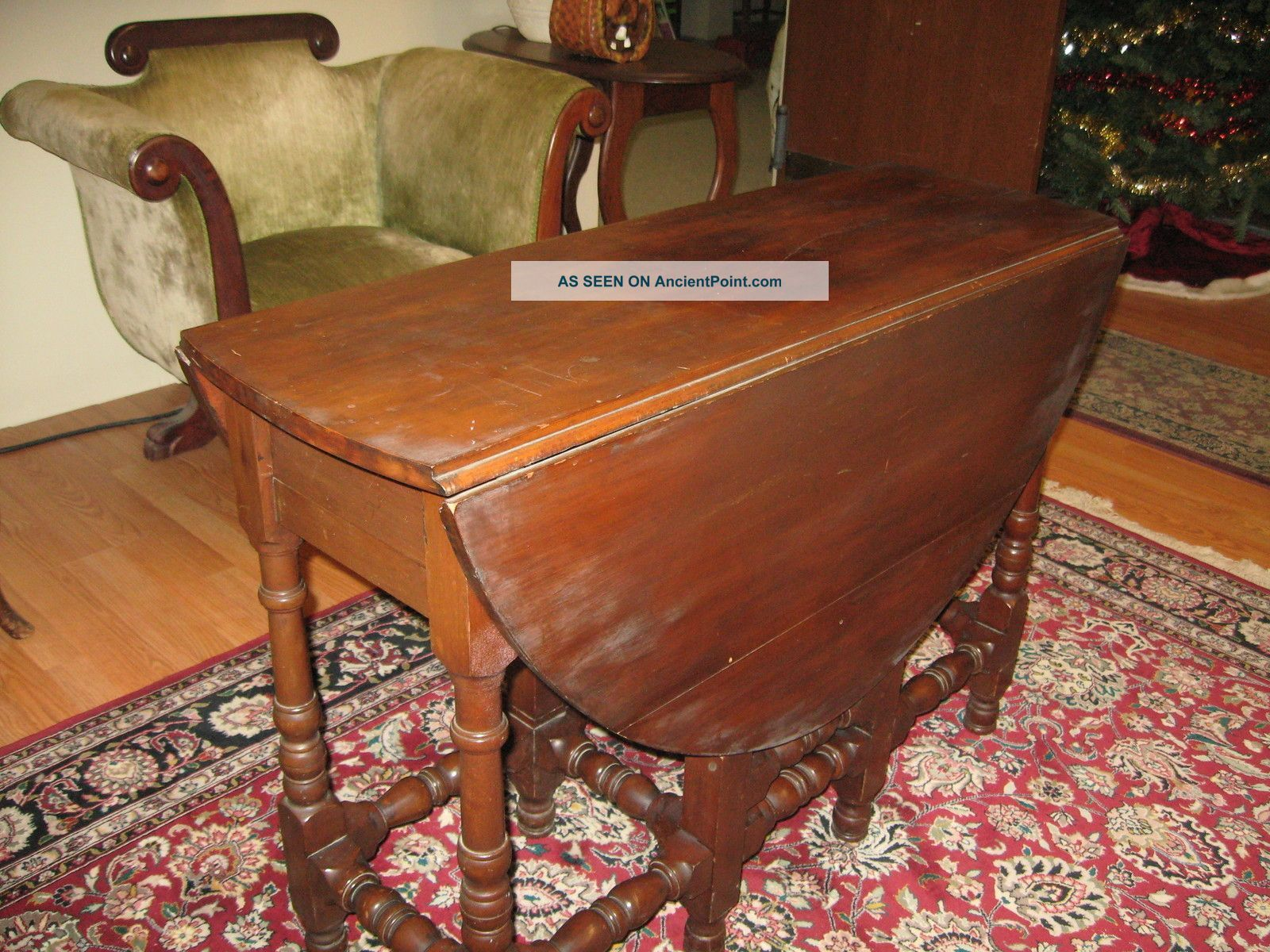 mahogany gate leg drop leaf table dining table 199 flat rate