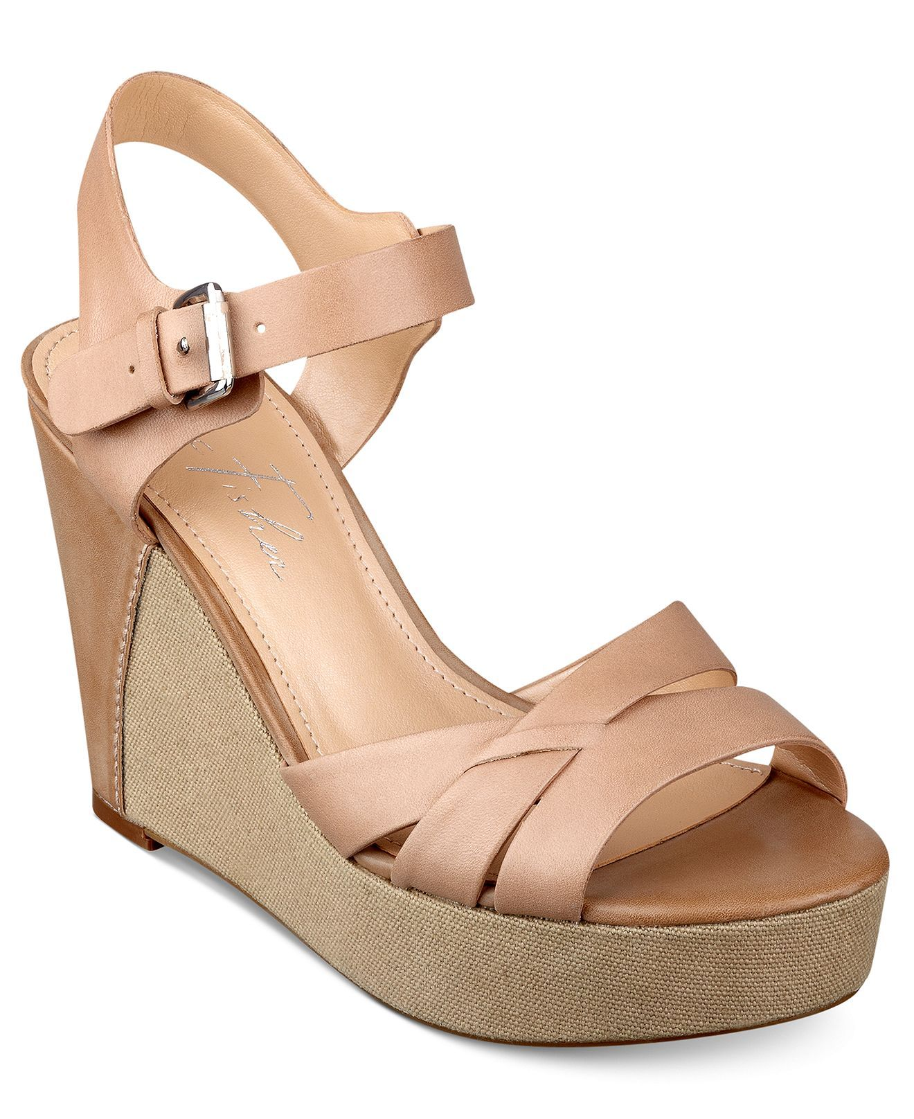 c3f5e24f917 Marc Fisher Shoes, Hello Platform Wedge Sandals - Espadrilles ...