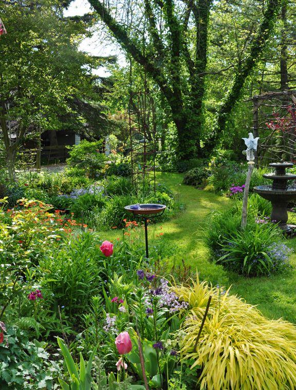 Walk In Garden Box: Jacquie S Amazing Spring Garden, Flowers, Gardening