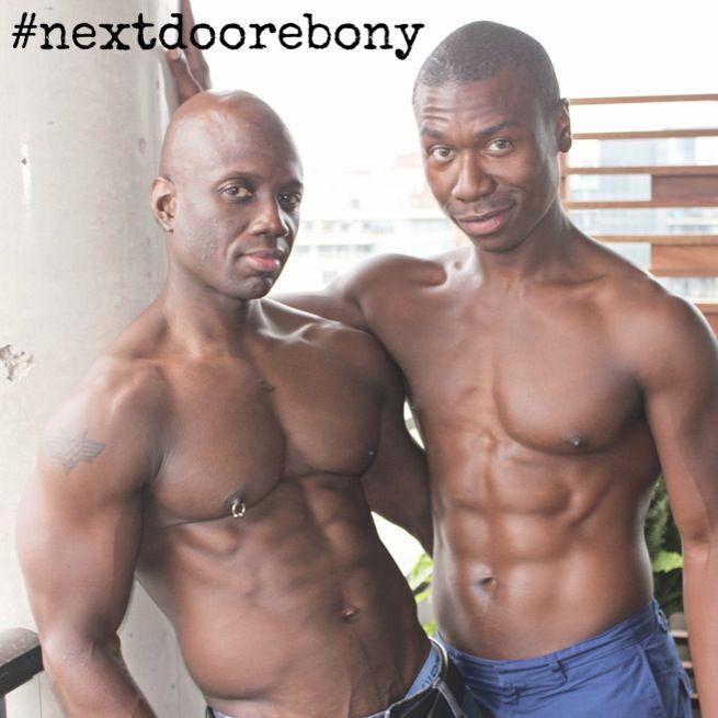 Next door black gay