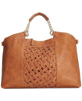 Big Buddha Delancy Satchel - Handbags & Accessories - Macy's