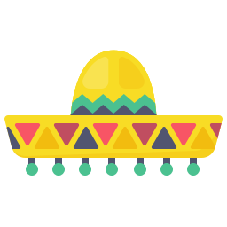 Hat Layer Mexican Photo Sombrero Icon Sombrero Icon Hats