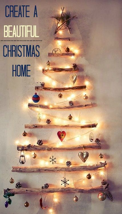 Create a Beautifully Decorated Home this Christmas | Pretty ...